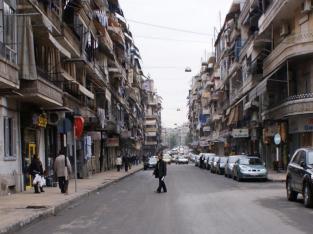 Aleppo, December 12, 2009