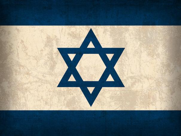 israel-flag-vintage-distressed-finish-design-turnpike