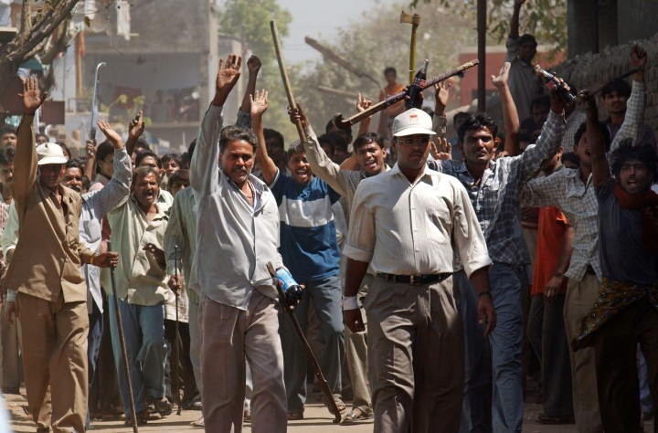 Hindu-Muslim Violence Rips Through Western India