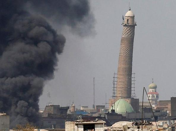 Mosul_moschea_al_Nuri-kaS-U433308596457845eG-593x443@Corriere-Web-Sezioni