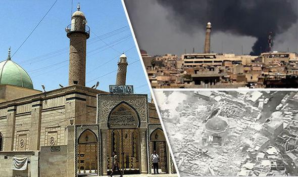 The-Grand-al-Nuri-Mosque-of-Mosul-819911