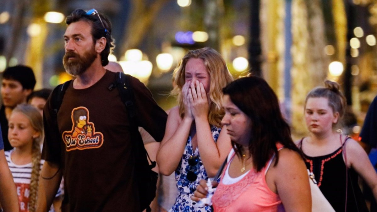 Everything you must know about the shocking Barcelona attack; Pictures, Videos and Reactions (WARNING GRAPHIC!)