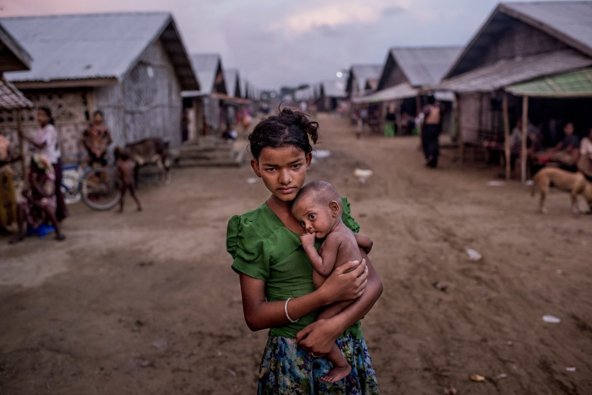 The Silent Muslim Genocide In Myanmar Just Revealed The Hypocrisy Of The World