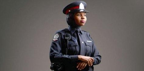 Canada-Police