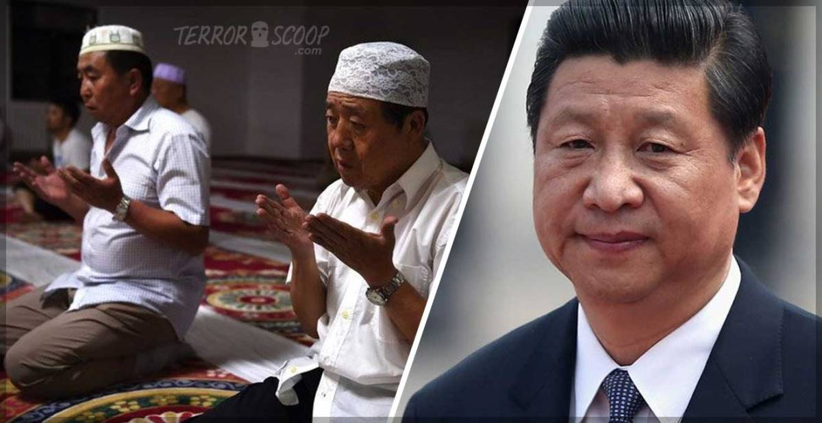 CRUEL!. Chinese Police Seized All Copies of Quran From Xinjiang's Muslims