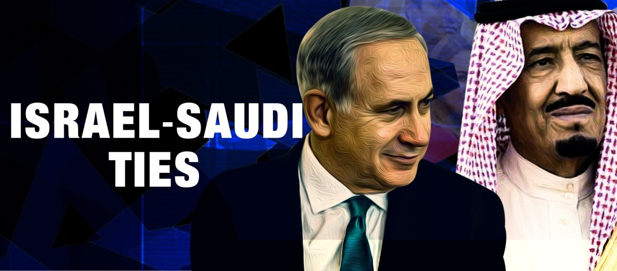 A Twitter user exposed evil secret relationship between Israel and Saudi Arabia. Unbelievable!