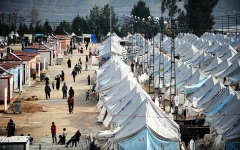 Rifugiati-Turchia