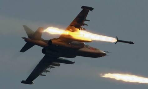 russian-air-strike