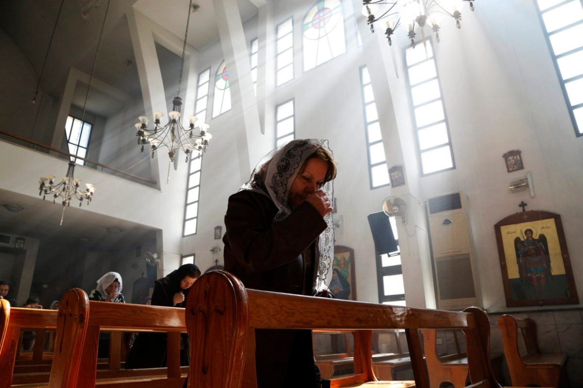 Germany's Muslim Refugees Flock to Christian Churches for Baptism