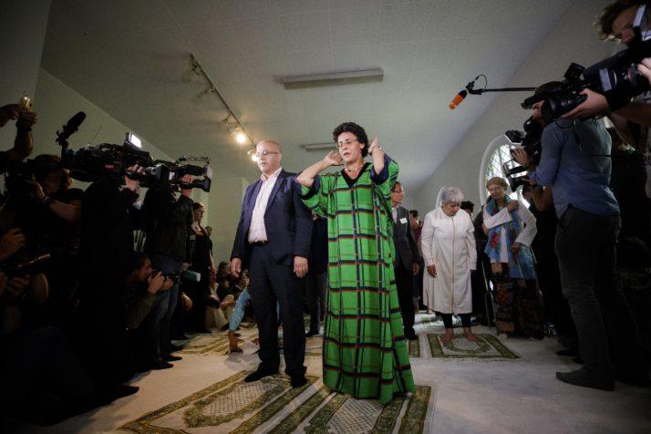 Muslim feminist opens a liberal mosque in Berlin