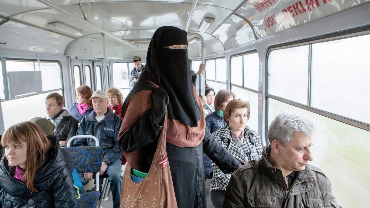 Denmark to ban Burqa, saying it's a symbol of oppression.