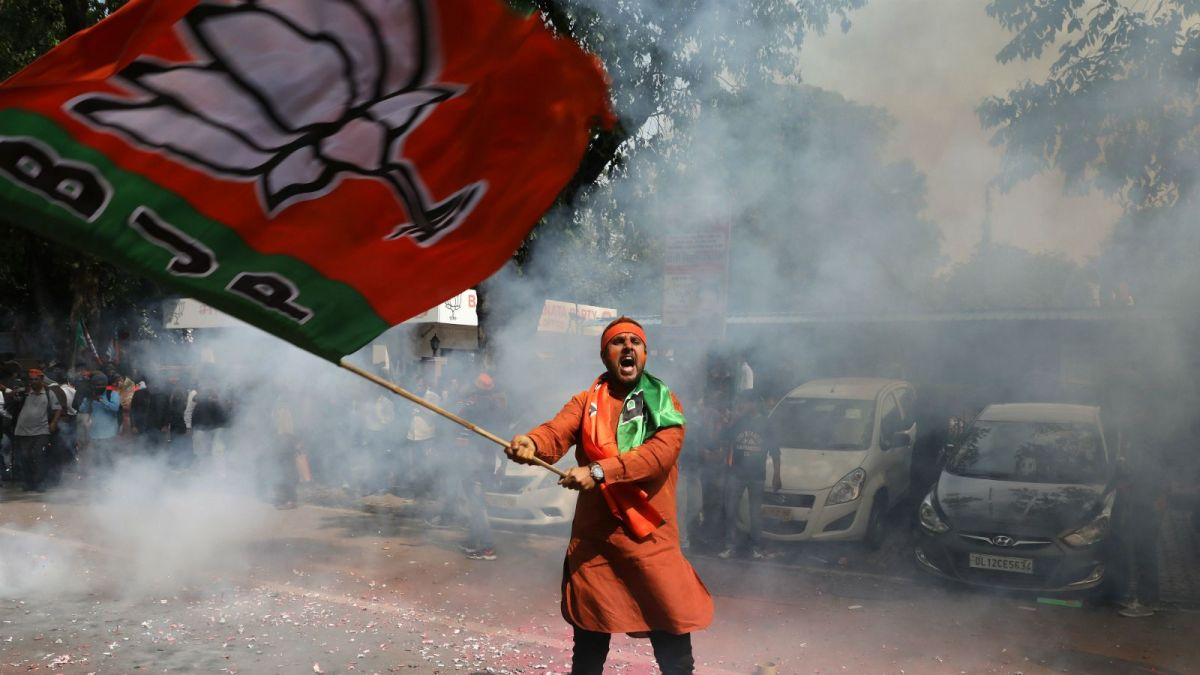 'Growing MUSLIM population is a threat to INDIA', said India political leaders
